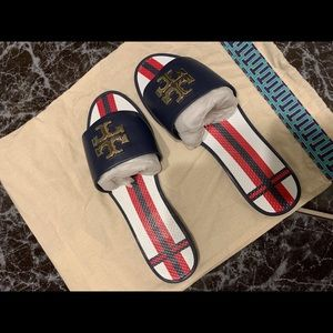 Tory Burch Shoes - Tory Burch slides